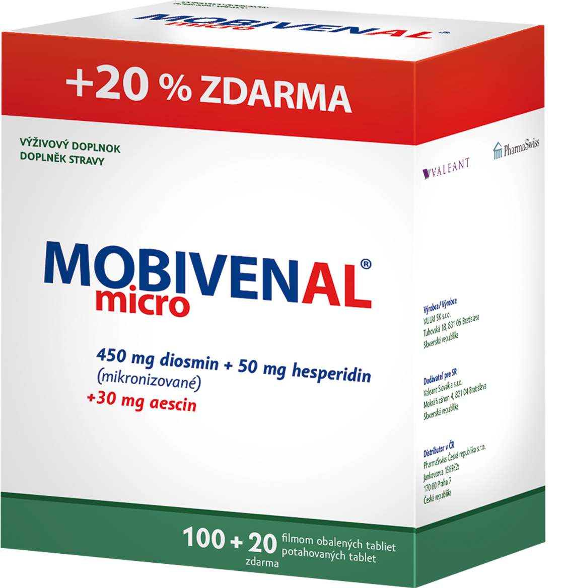 mobivenal micro 100